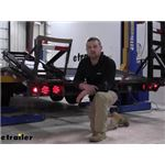 Optronics LED Trailer Tail Light Review and Installation