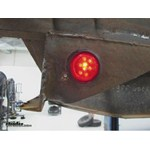 Optronics Sealed Round LED Trailer Clearance and Side Marker Light Installation