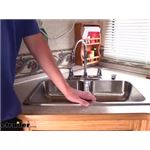 Patrick Distribution Stainless Steel Double Bowl Sink Review and Installation