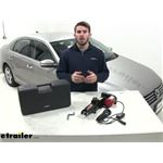 Performance Tool Electric Car Jack Review