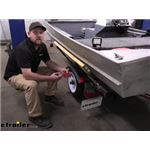 Peterson Quick Mount Trailer Reflector Review and Installation