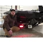 Peterson Trailer Tail Light Kit Review and Installation