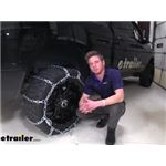 Pewag All Square Snow Tire Chains with Cam Tighteners Review