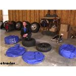 Phoenix USA Seasonal Tire Storage Bags Review