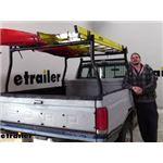 Pilot Bully Adjustable Ladder Rack Review