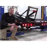 Peterson Piranha LED Clearance or Side Marker Trailer Light Review and Installation