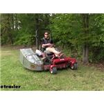 Rackem Lawn Mower Grass Catcher Review and Installation