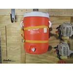 Rack'Em Beverage Cooler Rack for Enclosed or Open Trailers Review