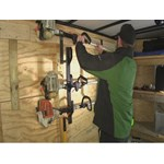 RackEm Trimmer Rack for Enclosed Trailers Review