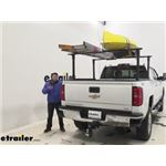 Rapid Switch Systems Pro Sport Truck Bed Ladder Rack Review