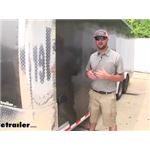 Redline 2-Piece Polypropylene Trailer Vent Review and Installation