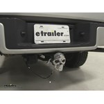 Reese Skull Lighted Trailer Hitch Cover Review
