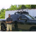 Rhino-Rack Roof Mounted Steel Cargo Basket Review