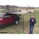 Rhino-Rack Front Edge Extension for Batwing or Foxwing Awning Review