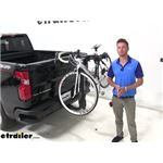 Rhino Rack Hitch Bike Racks Review - 2019 Chevrolet Silverado 1500