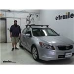 Rhino Rack MountainTrail Roof Bike Racks Review - 2010 Honda Accord