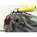 Rhino-Rack Nautic Roof SUP or Kayak Carrier Review