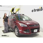 Rhino Rack  Watersport Carriers Review - 2014 Ford Escape