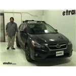 Rhino Rack  Watersport Carriers Review - 2014 Subaru XV Crosstrek