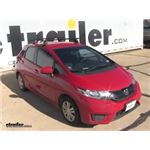 Rhino Rack Roof Rack Review - 2016 Honda Fit