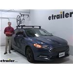Rightline Gear Accessories and Parts Review - 2018 Ford Fusion