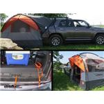 Rightline Gear SUV Tent with Rainfly Review