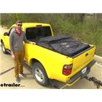 Rightline Truck Bed Cargo Net with  Integrated Tarp Review