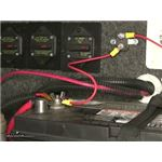 Roadmaster Battery Charge Line Kit for Motor Homes Installation