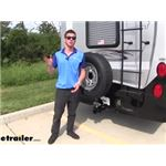 Roadmaster Spare Tire Carrier Review