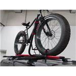 RockyMounts BrassKnuckles Roof Bike Rack for Fat Bikes Review