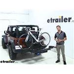 RockyMounts Hitch Bike Racks Review - 2014 Jeep Wrangler