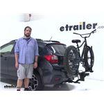 RockyMounts  Hitch Bike Racks Review - 2014 Subaru XV Crosstrek