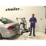 RockyMounts Hitch Bike Racks Review - 2014 Volkswagen Passat