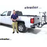 RockyMounts Hitch Bike Racks Review - 2019 Chevrolet Silverado 1500