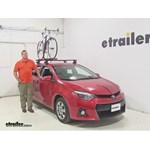 RockyMounts Roof Bike Racks Review - 2014 Toyota Corolla