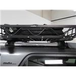 Stallion Roof Mounted Aluminum Cargo Basket Review