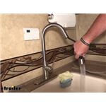 Patrick Distribution RV Kitchen Faucet with Pull Down Spout Review