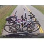 Saris Freedom Hitch Bike Racks Review - 2013 Honda CR-V