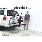 Saris Freedom Hitch Bike Racks Review - 2008 Toyota 4Runner