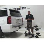 Saris Freedom Hitch Bike Racks Review - 2015 Chevrolet Tahoe