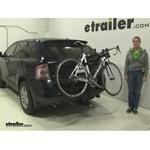 Saris  Hitch Bike Racks Review - 2010 Ford Edge