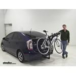Saris  Hitch Bike Racks Review - 2012 Toyota Prius