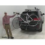 Saris  Hitch Bike Racks Review - 2014 Jeep Grand Cherokee