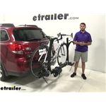 Saris Hitch Bike Racks Review - 2014 Subaru Outback Wagon