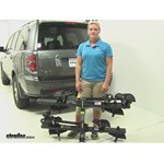 Saris Freedom Hitch Bike Racks Review - 2007 Honda Pilot