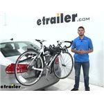 Saris Trunk Bike Racks Review - 2014 Volkswagen Passat