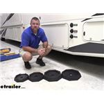 SnapPad 5th Wheel and Class A Motorhome Jack Stand Pads Review