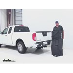Softride  Truck Bed Bike Racks Review - 2015 Nissan Frontier