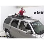 SportRack Groomer Deluxe Ski and Snowboard Carrier Review