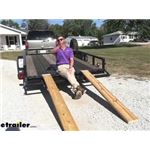 Stallion 2x8 Boards Aluminum Ramp Ends Review